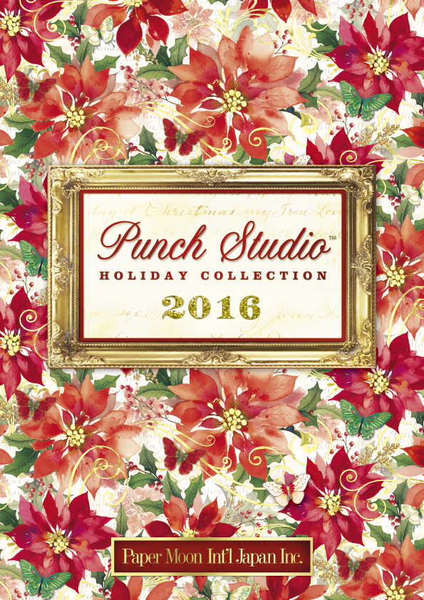 2016 HOLIDAY PUNCH STUDIO