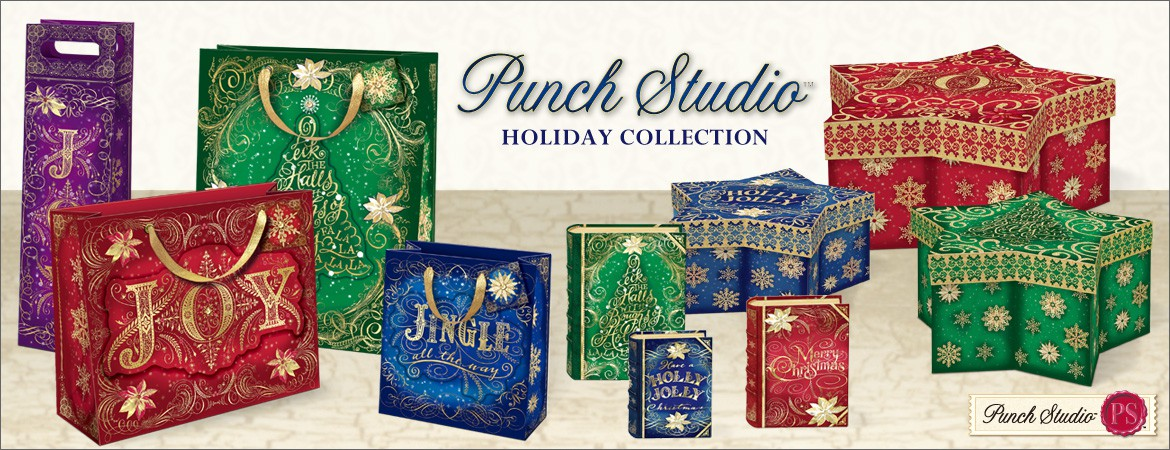 PUNCH STUDIO HOLIDAY